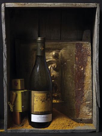 Particular</br>Chardonnay barrica